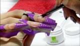Однофазный гель для наращивания ногтей: как пользоваться? Техника применения однофазного геля