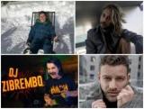 Розы в снегу: как украинские знаменитости поздравляли своих женщин с 14 февраля